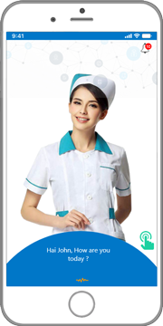 Nightingale – AI Powered Virtual Nurse
